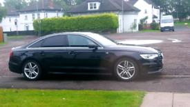 August 2011 Audi A6 S Line