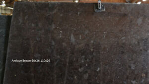 GRANITE AND QUARTZ SLAB CLEARANCE