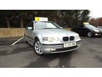 BMW 316 1.8 13150 Mls. 2005 ti SE Compact, Yes! only 13k Mls. Glasgow Scotland