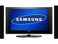 "37"" SAMSUNG LCD HD TV BUILT IN FREEVIEW"