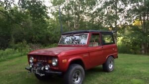 1976  ford bronco  1977 1975 1974  wanted