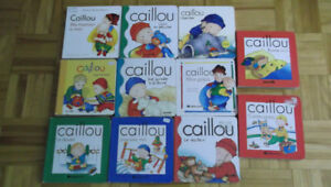 Lot Caillou en carton