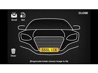 S5 SLICK/ Slick (Plate for Sale)