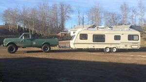 Looking for a award camper trailer