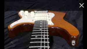 RARE - 1993 Fender Stratocaster Custom shop Ultra set neck Strathcona County Edmonton Area image 6