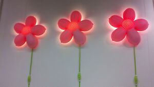 Flower light ikea kijiji in ontario buy sell save with ikea flower wall lights aloadofball Images