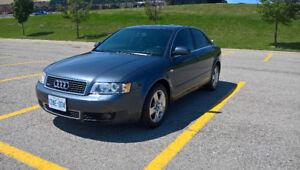 2002 Audi A4 3.0 Quattro 189000km