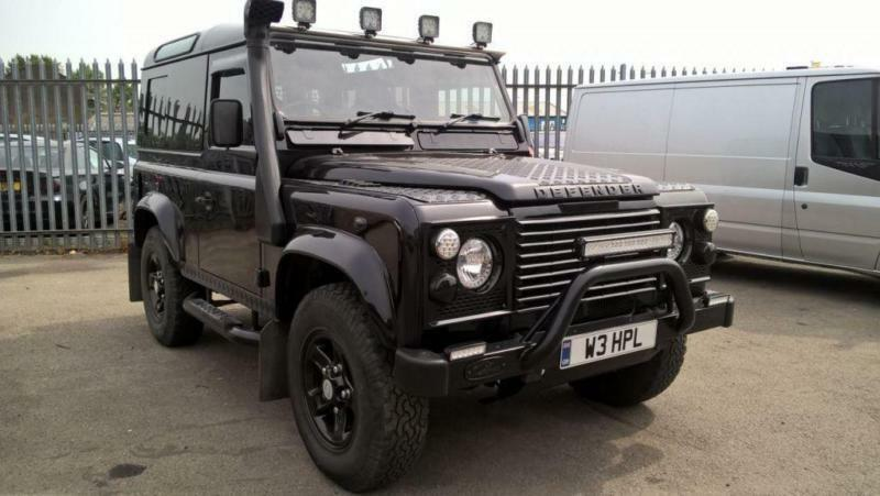 2000 X LAND ROVER DEFENDER 2.5 90 COUNTY S/W TD5 1D 120 BHP DIESEL