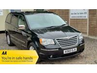 2010 Chrysler Grand Voyager 2.8 CRD Limited 5dr MPV Diesel Automatic