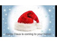 SANTA CLAUS HOME VISIT (FIFE AREA ONLY)