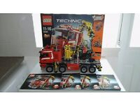 Lego Technic 4258 Crane Truck with power functions