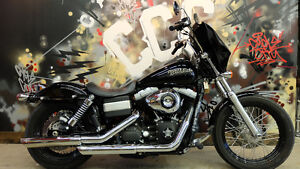 2011 HD streetbob. Low km`s. Every ones approved $299.00 a month