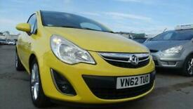 image for 2012 62 VAUXHALL CORSA 1.2 ACTIVE AC 3D 83 BHP GOOD SPEC DRIVES A1