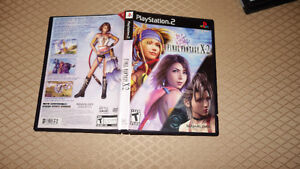 Final Fantasy X-2 Complete - PS2 / Sony Playstation 2