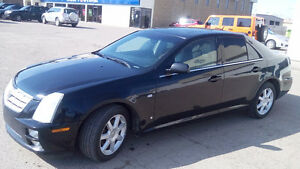 2007 CADILLAC STS HOT HOT SALE COME IN