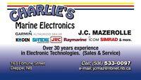 Charlie's  Marine Electronics or Electrical -Shediac - Moncton