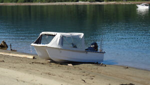12 ft double hall boat