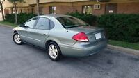2007 Ford Taurus SE One Owner Mint condition e-test & Safety