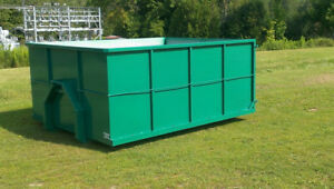 Custom Built Roll-off / Multi-lift Bins