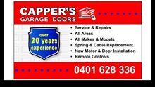 Capper's Garage Doors - Service & Repairs ph 0 Sorrento Joondalup Area Preview