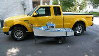 RC RP35  Dantilu tuna  boat  trade for zodiac and motor