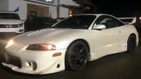 1995 Mitsubishi Eclipse turbo Gst Coupe (2 door)