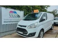 2014 Ford Transit Custom 2.2TDCi ( 125PS ) 2013.5MY 270 L1H1 Limited