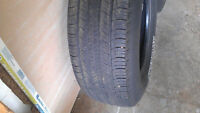 2 MICHELIN P235/70R16 tires for sale