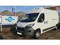 Peugeot Boxer Professional 2.0 BHDi 130PS 335 L3 H2 chilled with Standby