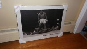 The Phantom Punch Muhammad Ali Sonny Liston Boxing Picture