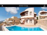 4 BEDROOMS VILLA WITH PRIVATE POOL for SALE