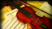 Violin Lessons at KW School of Music