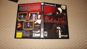 Devil May Cry Complete - PS2 / Sony Playstation 2
