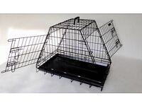 Car Dog cage pyramid type