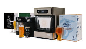 Pico Pro - Home brew machine (lots of extras!!)