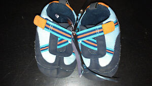 Baby Boy Shoes (Size 3)