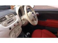 2012 Fiat 500 1.2 Lounge (Start Stop) Manual Petrol Hatchback