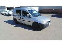 Vauxhall Combo 1.7CDTi 16v 2000 Crew