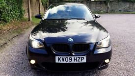 09 BMW 520D M SPORT BUSINESS EDITION LCI AUTO - 1 OWNER - FSH - 530D