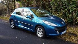 Peugeot 207 1.4 16v 90 Sport 2007 '07' 5 Door petrol 84k Fsh