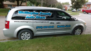 Wellington County Auto Glass 20% OFF ON ALL GLASS REPLACEMENT