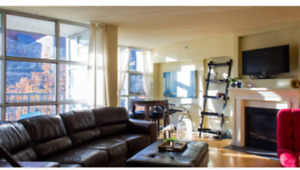 Bishops Landing Beautiful Bright Downtown Condo