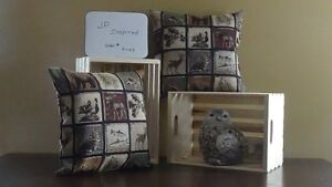 Hand Made Pillow Covers Kitchener / Waterloo Kitchener Area image 2