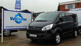 Ford Transit Custom 2.0TDCi 130PS Double Cab-in-Van L1H1