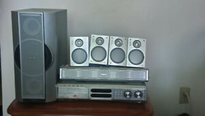 Philips Home Theater / Speakers