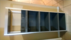 Book shelf /wall unit