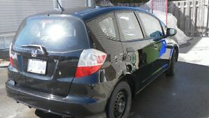 2012 Honda Fit DX-A Bicorps