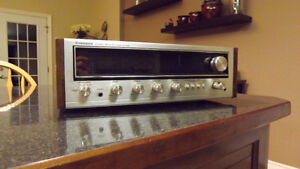 Pioneer SX-434 Great Shape Tested Working Vintage