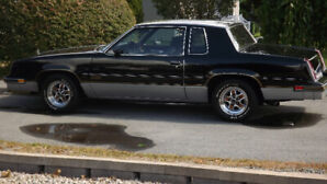 1986 CUTLASS  442  ( TRADES AND OFFERS CONSIDERED )
