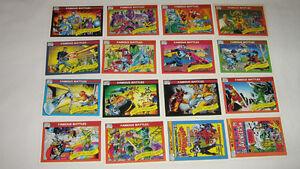 MARVEL COMICS CARTE Québec City Québec image 2